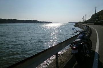 浜名湖 湖畔